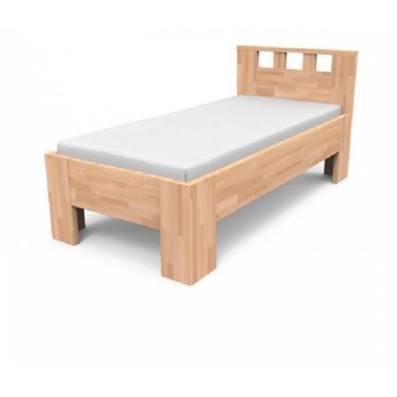 fff6028f4465 Jednolôžková posteľ z masívu LUCIA